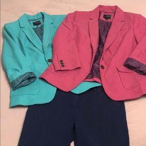 Bundle of 2 Limited blazers